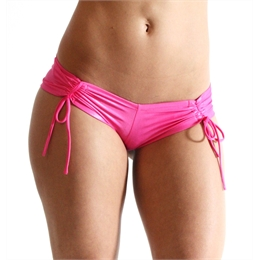 4089 - Micro Shorts SPANDEX MS8 R com fio LYCRA® - Cor: Rosa Pink